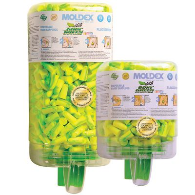 Moldex® Goin' Green® Foam Earplug Dispensers