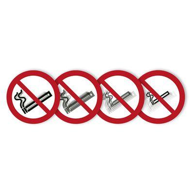 Seton Motion® Prohibition Sign No Smoking