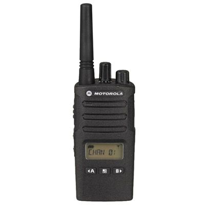 Motorola RM Series Two-Way Radio with LCD
