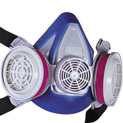 MSA Advantage® 200 Respirator - 2-Piece Neckstrap L 815700E