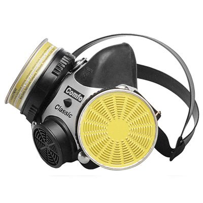 MSA Comfo Classic® Half-Mask Respirators 808073