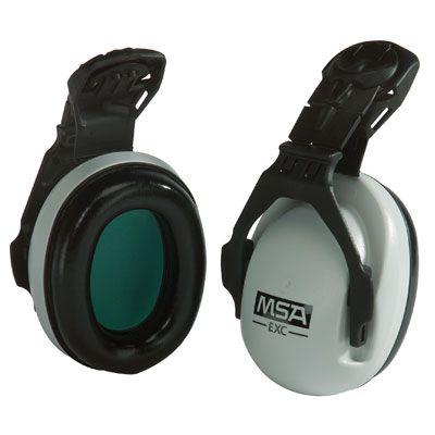MSA EXC™ Cap-Mount Earmuffs 10061230