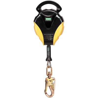 MSA Workman® Self-Retracting Lanyard 10119507
