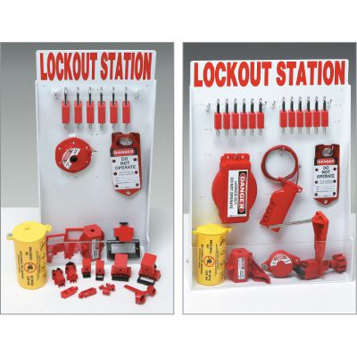 Multi-Purpose Lockout Stations