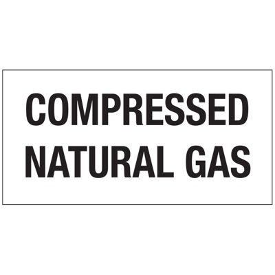 N-12 Compressed Natural Gas - Vinyl