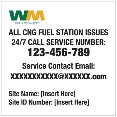 N-23 Fuel Station Issues - Vinyl
