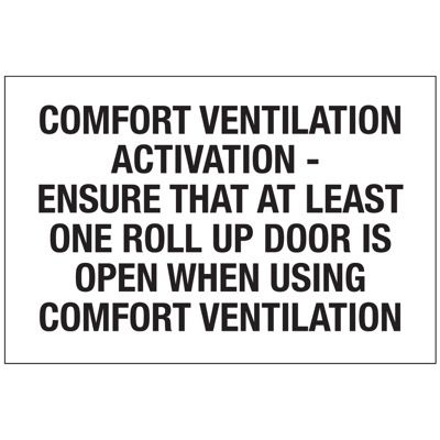N-35 Comfort Ventilation - Vinyl