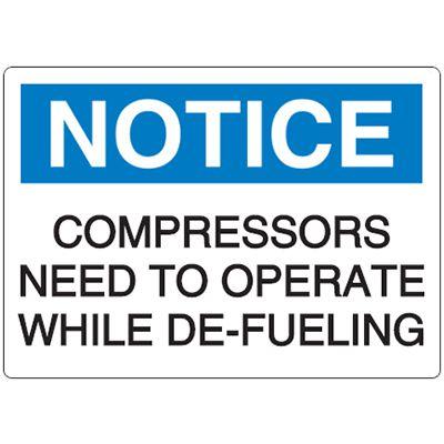 N-7 Notice Compressors - Vinyl