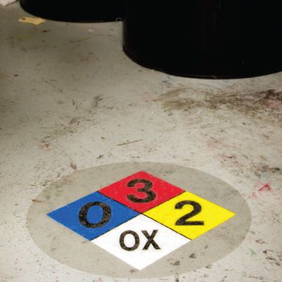 NFPA Floor Sign Kits