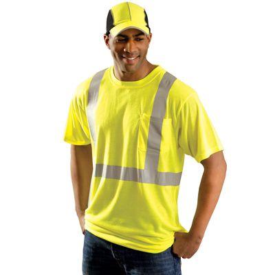 OccuNomix OccuLux® Class 2 Classic Lightweight T-Shirts