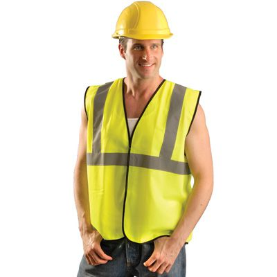 OccuNomix OccuLux® Class 2 Value Solid Vests