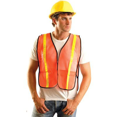 OccuNomix OccuLux® Non-ANSI Value Vests with Tape