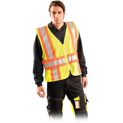 Occunomix OccuLux® Premium Mesh Expandable Vest