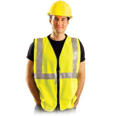 Occunomix Premium Solid Standard Vest LUX-SSGZ-Y2X
