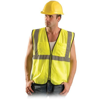 OccuNomix Value Mesh Surveyor Vest ECO-GCS-Y2XL