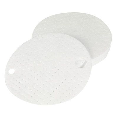 Oil-Only Absorbent Drum Top Covers