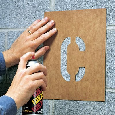 Oilboard Stencil Packs