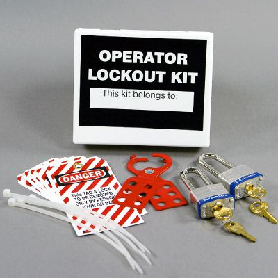 One-Person Lockout Starter Kit