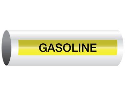 Gasoline - Opti-Code® Pipe Markers