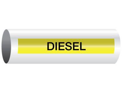 Diesel - Opti-Code® Pipe Markers