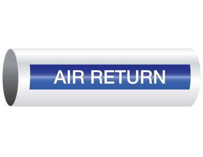 Air Return - Opti-Code® Pipe Markers