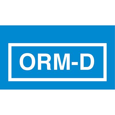 ORM Shipment Labels