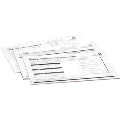 OSHA 301 Forms