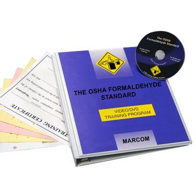 OSHA Formaldehyde Standard - Safety Training Videos