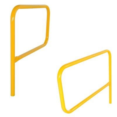 P-Shaped Safety Railing Gate