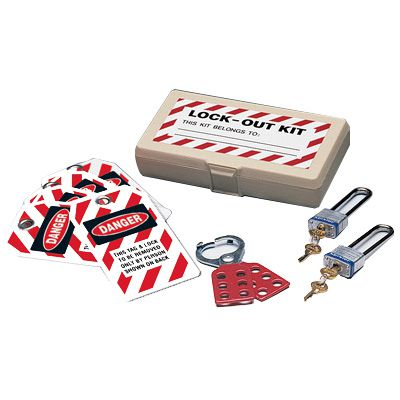 Single-User Starter Lock Out Kits