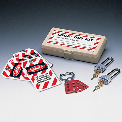 Single-User All-In-One Lockout Kit