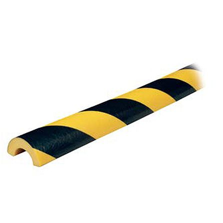 Pipe Bumper Guard - 2W x 1H x 16-3/8'L