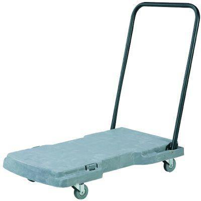 Rubbermaid® Plastic Trolleys 4401-BLA