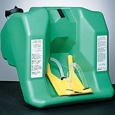 Sellstrom Portable Gravity-Fed Eyewash 90320