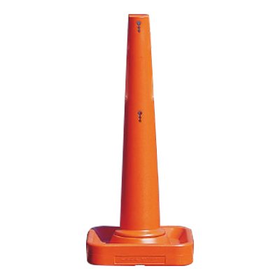 Portable Sign Cone with Mounting Hardware