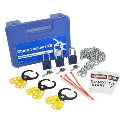 Prinzing® LOCKOUT KIT - BLUE