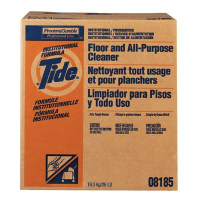 Procter & Gamble - Tide® Floor and All-Purpose Cleaners 2364