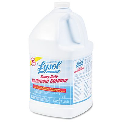 Professional Lysol® Disinfectant Heavy Duty Bathroom Cleaner