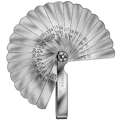 Proto® - 25 Blade Master Feeler Gauge Sets 000AA