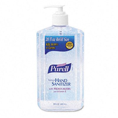 PURELL® Hand Sanitizer - 20oz / 12 per carton