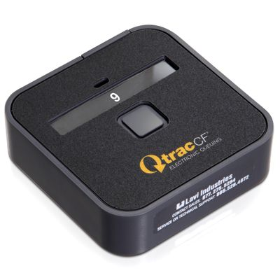 Qtrac® Queue Management System Remote for 8 Stations