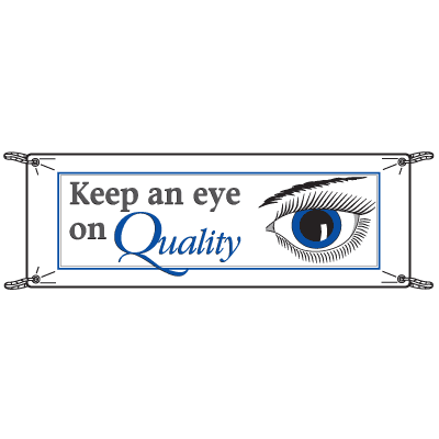 Keep An Eye On Quality Banners