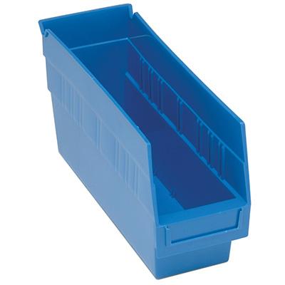 Quantum Shelf Bin, 4-1/8W x 6H x 11-5/8L
