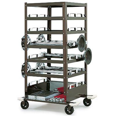 Queue way® Plus Storage Cart