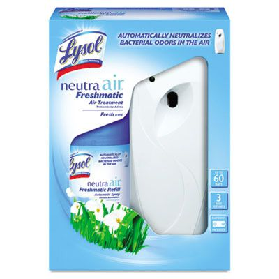 Reckitt Benckiser Lysol® Neutra Air® FreshMatic® Starter Kit REC 79830