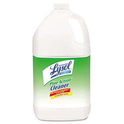 Reckitt Benckiser Professional Lysol® Brand II Disinfectant Pine Action® Cleaner RAC02814