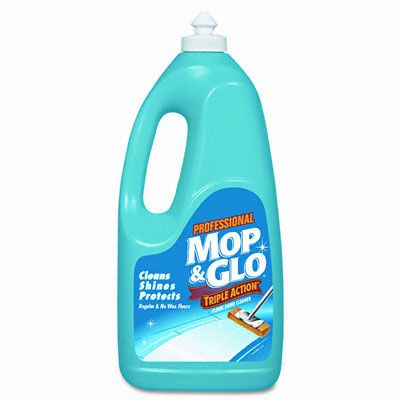 Reckitt Benckiser Professional Mop & Glo® Triple Action™ Floor Shine Cleaner RAC74297EA