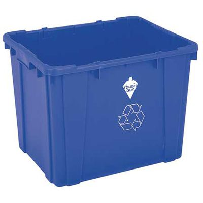 Rubbermaid® Rubbermaid Recycling Containers 5714-73-BLU