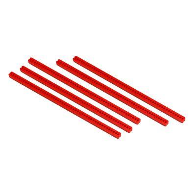 Brady Red Breaker Blocker Bars - Part Number - 90892 - 5/Pack