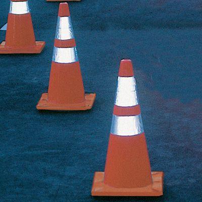 Reflective Traffic Cones